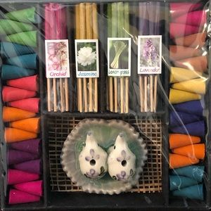 Set of incense stick